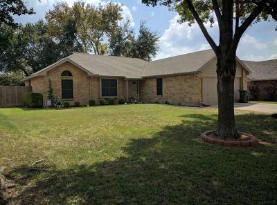 Arlington Single Family Home For Sale: 4809 Shadyway Drive