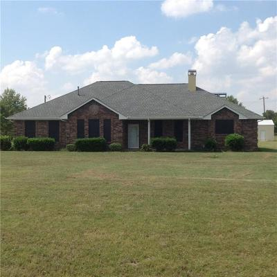 Allen Single Family Home For Sale: 645 Meadow Lane