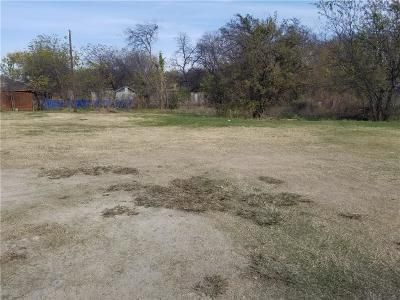 Sansom Park Residential Lots & Land For Sale: 5216 Calloway Street