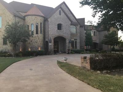 Waxahachie Single Family Home For Sale: 135 Brookbend Drive