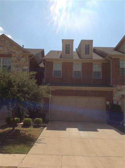 Lewisville Townhouse For Sale: 380 Dublin Street SE