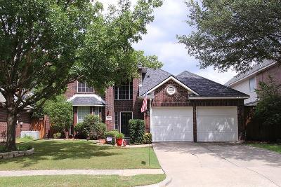 Frisco Single Family Home For Sale: 5404 Promise Land Drive