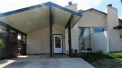 Carrollton Townhouse For Sale: 2662 Via La Paloma