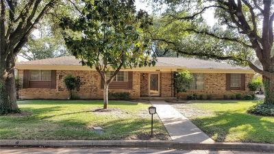 Arlington Single Family Home For Sale: 1608 Ridgeview Drive