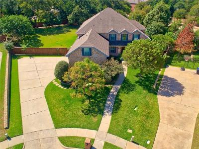 Keller Single Family Home For Sale: 1325 Briar Ridge Drive