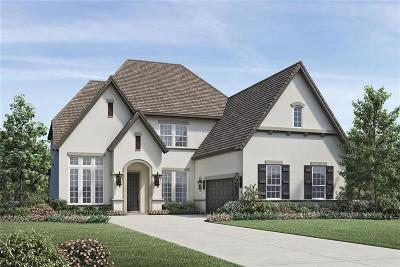 Southlake Single Family Home For Sale: 2005 Lake Vista Court