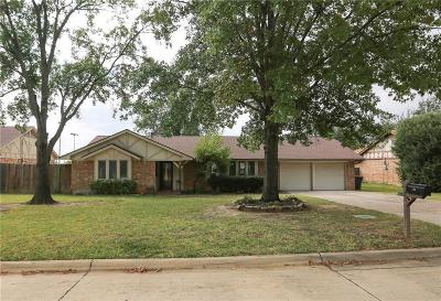 Colleyville Single Family Home For Sale: 503 Field Street
