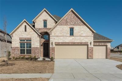McKinney Single Family Home For Sale: 5400 Staghorn