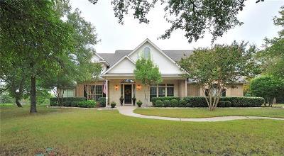 Aledo Single Family Home For Sale: 181 Oakcrest Hills Drive