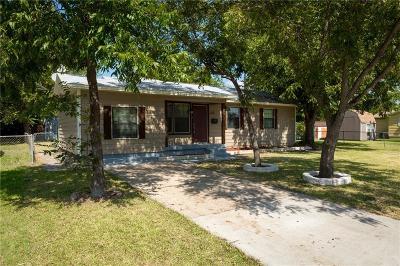 Mesquite Single Family Home For Sale: 515 Corta Drive
