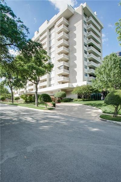 Dallas Condo For Sale: 3701 Turtle Creek Boulevard #9d