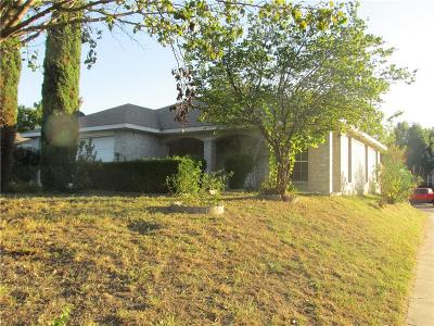 Dallas Single Family Home For Sale: 5119 Bryce Canyon Road
