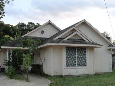 Terrell Single Family Home For Sale: 307 Heath