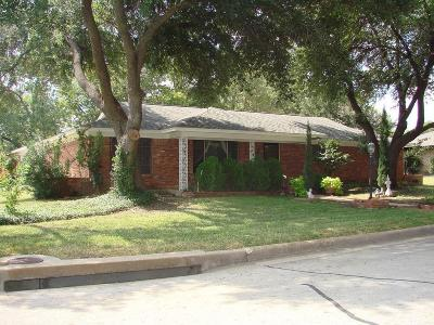 Dallas, Fort Worth Single Family Home For Sale: 4101 Aragon Drive