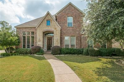 Allen Single Family Home For Sale: 1107 Waterford Way