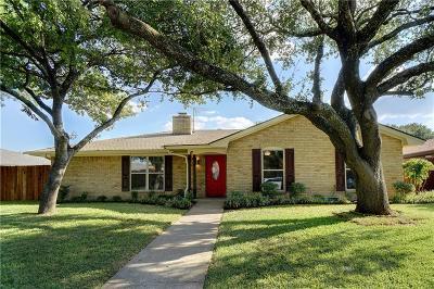 Plano Single Family Home For Sale: 2408 Sierra Lane