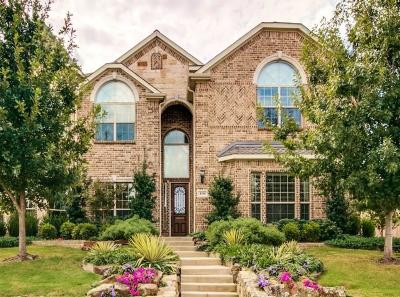 Rockwall Single Family Home For Sale: 830 Cedarbluff Drive