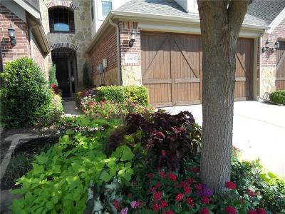 Plano Townhouse For Sale: 4805 Bayview Drive