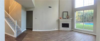 Garland Single Family Home For Sale: 1525 Cross Courts Drive