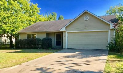 Canton TX Single Family Home Active Contingent: $145,000