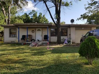 Dallas Single Family Home For Sale: 10614 Benbrook Drive