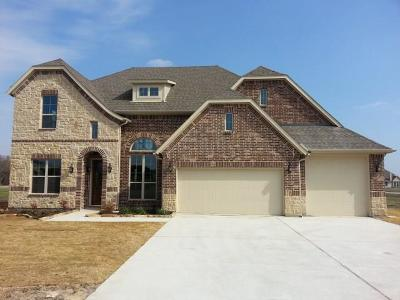 Mckinney Single Family Home For Sale: 207 Crystal Creek Lane