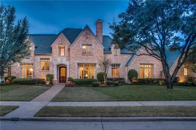 Plano Single Family Home For Sale: 2904 Mill Haven Court