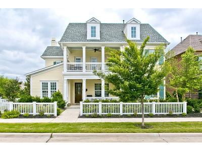 Mckinney Single Family Home Active Option Contract: 7404 Townsend Boulevard