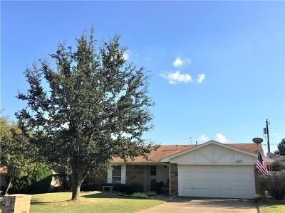Grapevine Single Family Home For Sale: 2731 Kimberly Drive
