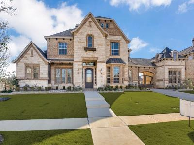 Southlake TX Single Family Home For Sale: $1,481,550
