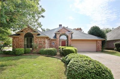 McKinney Single Family Home For Sale: 2101 Cimarron Road