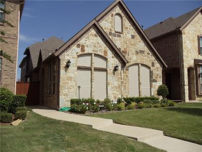 Lewisville Single Family Home For Sale: 2459 Embleton Drive