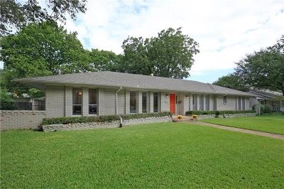 Single Family Home For Sale: 4823 Sugar Mill Road