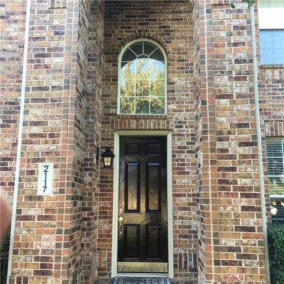 Flower Mound Single Family Home For Sale: 2117 Southernwood Court