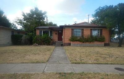 Dallas Single Family Home For Sale: 2903 Rolinda Drive