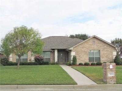 Stephenville TX Single Family Home Active Option Contract: $205,000