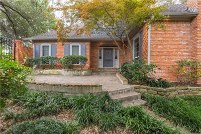 McKinney Single Family Home Active Option Contract: 1815 Lakeshore Court