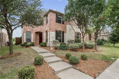 Allen Single Family Home Active Option Contract: 961 Cougar Drive