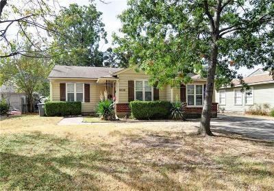 Dallas Single Family Home For Sale: 2008 Tisinger Avenue