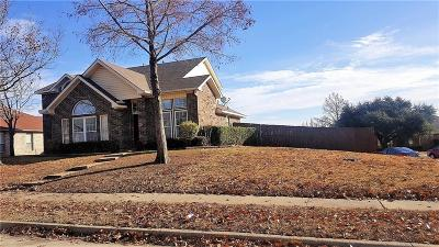 Single Family Home For Sale: 4200 Wild Plum Drive