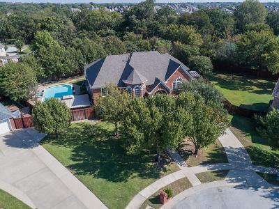 Southlake Single Family Home For Sale: 2704 Aurora Court