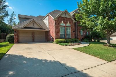 Flower Mound Single Family Home For Sale: 717 Crestbrook Drive