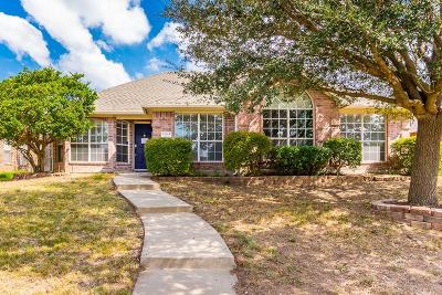 Frisco TX Single Family Home For Sale: $271,000