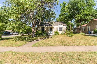 Dallas Single Family Home For Sale: 1502 Alaska Avenue