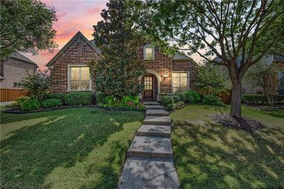 McKinney Single Family Home For Sale: 6709 Knollwood Drive