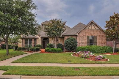 Arlington Single Family Home Active Option Contract: 8116 Oak Hollow Drive