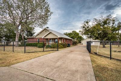 Red Oak Single Family Home For Sale: 206 Cole Road