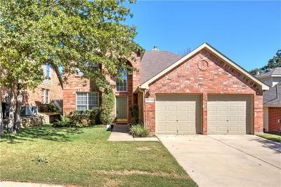 Corinth Single Family Home For Sale: 2219 Knob Hill Drive