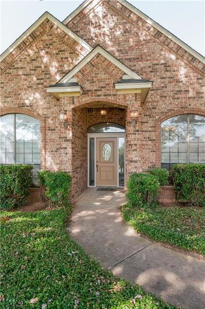 Keller Single Family Home For Sale: 2121 Wimpole Court E