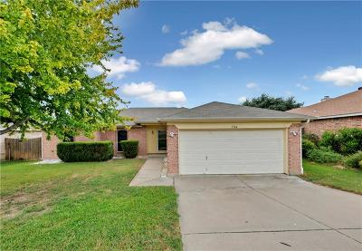 Haltom City Single Family Home For Sale: 5764 Fenway Court